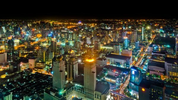 泰國夜景-1