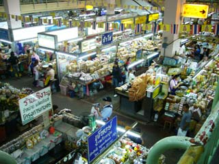 圖2:清邁 Warorot 市場