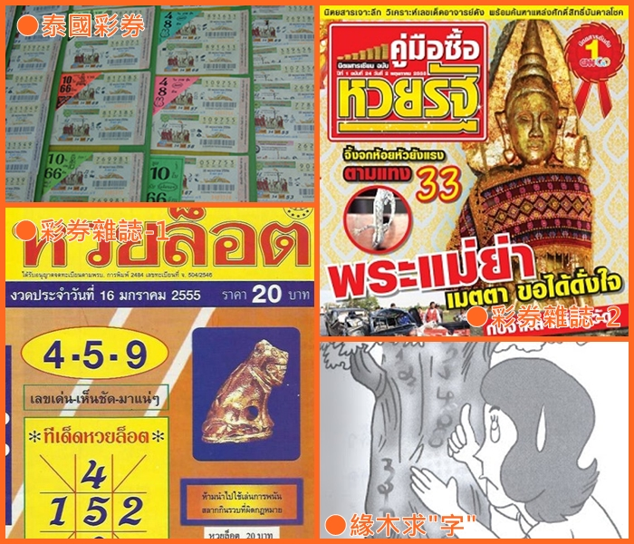 thai lottery-all