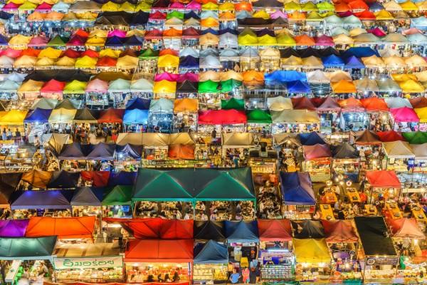 泰國夜景-2
